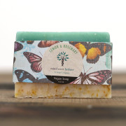Lemon & Rosemary Vegan Soap