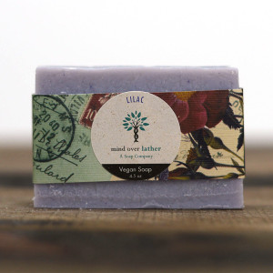 Lilac Vegan Soap