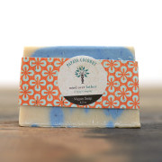 Papaya Coconut Vegan Soap