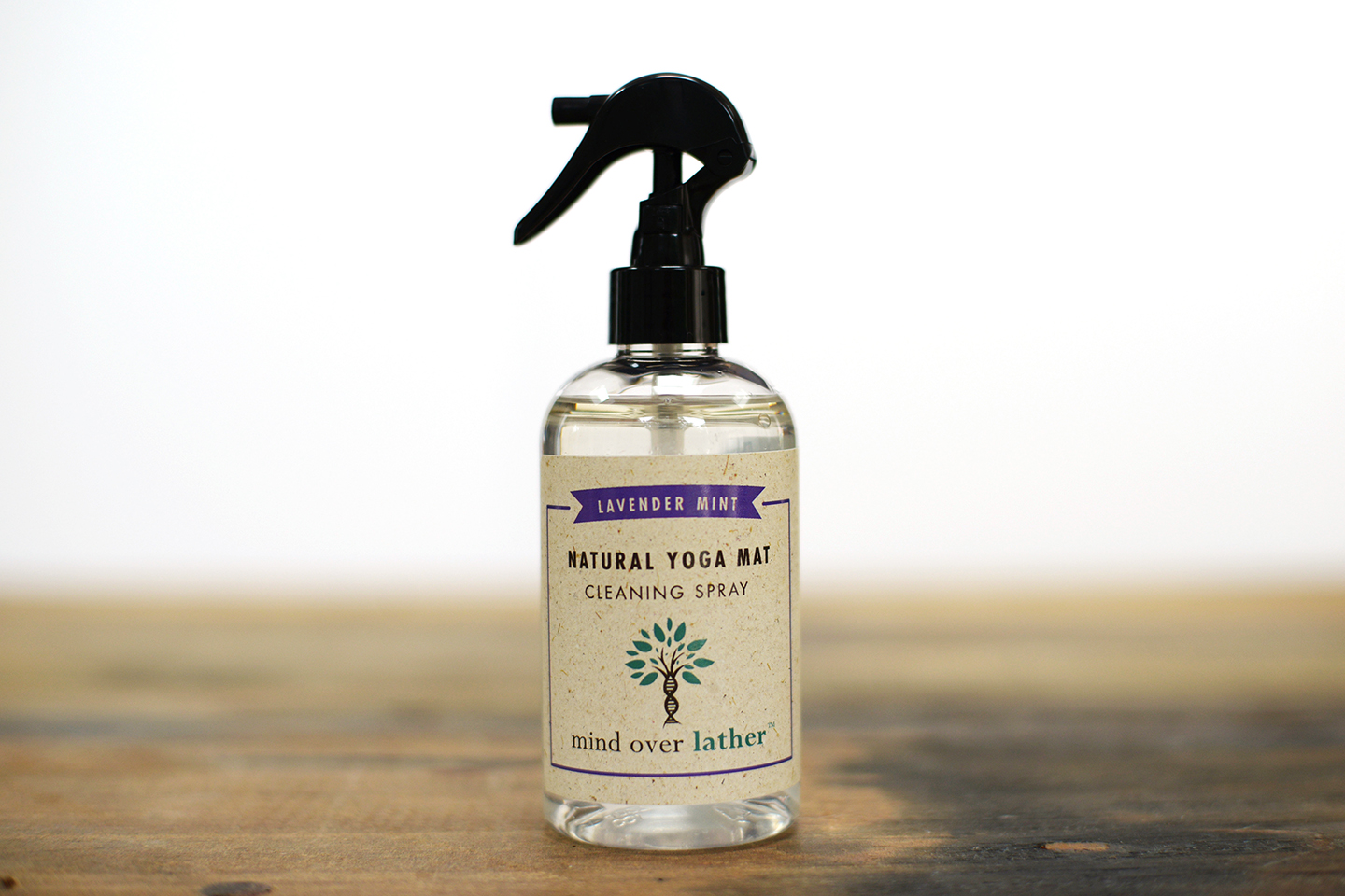 Mind Over Lather Lavender Mint Yoga Mat Cleaning Spray